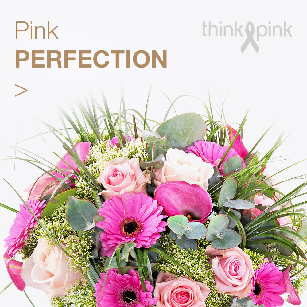 Think pink - pink perfection
