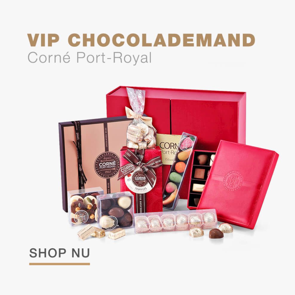 Corné Port-Royal luxe chocolade