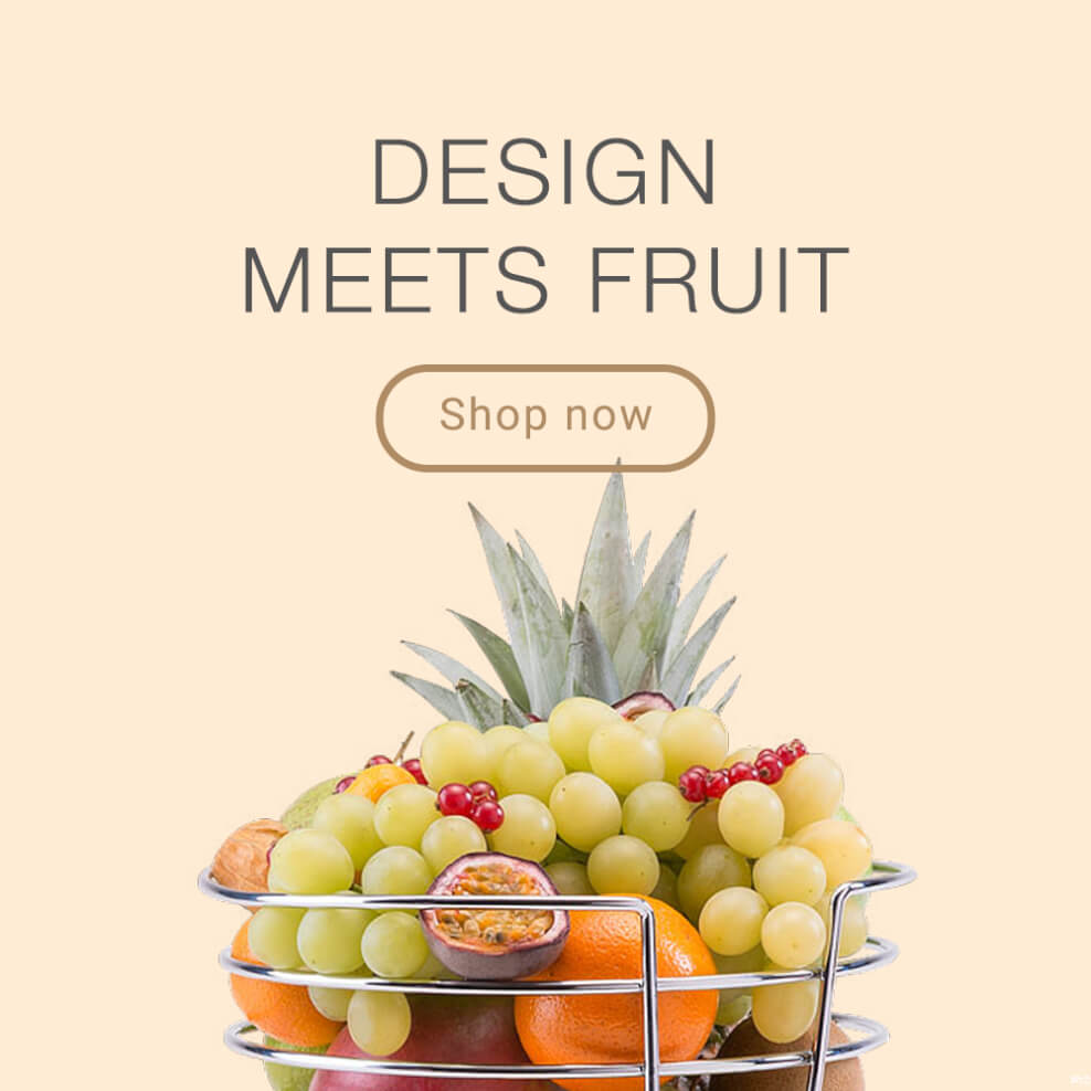 Fruit en design